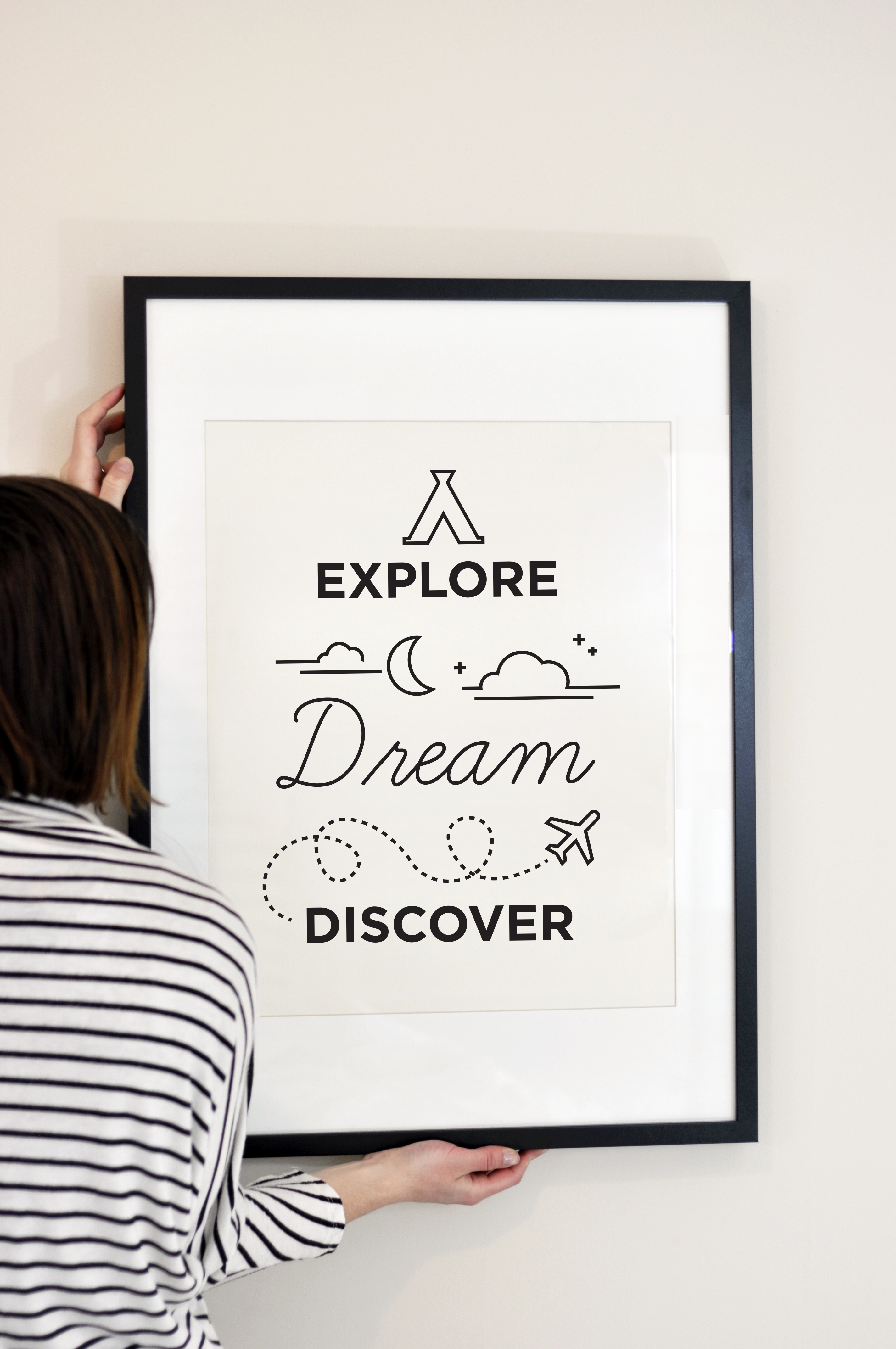 explore dream discover